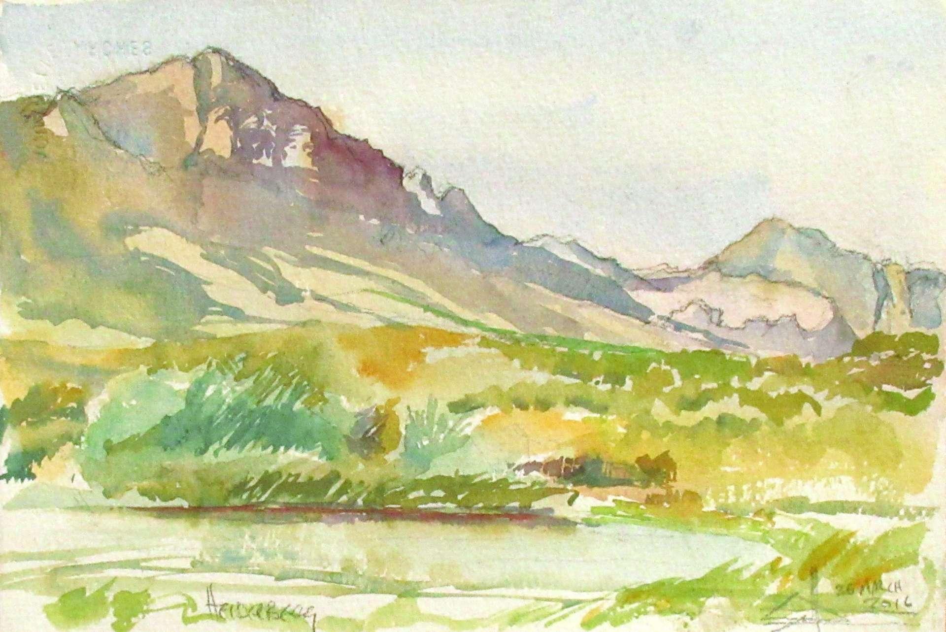Helderberg Reserve Somerset West