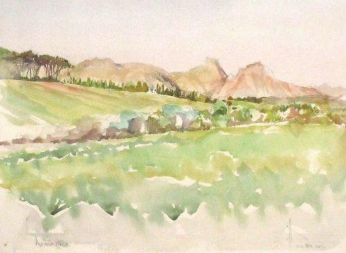 Route 44 Landscape