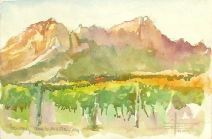 Lourensford Farm, Somerset West