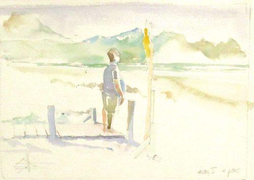 The Boardwalk on Strand Beach