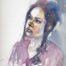 Portrait #170 watercolour