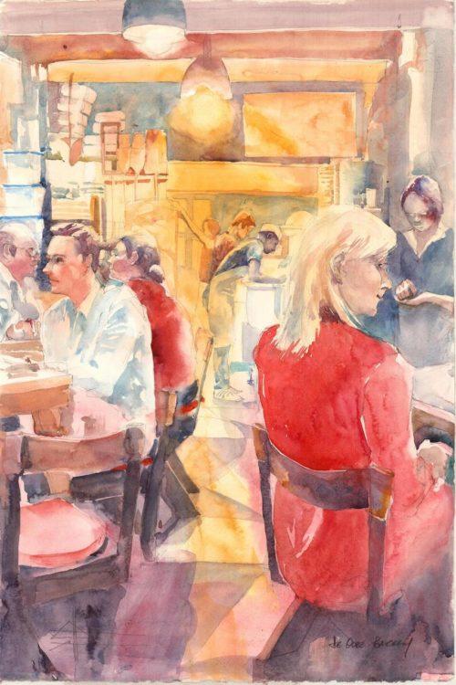 Cafe - Prints