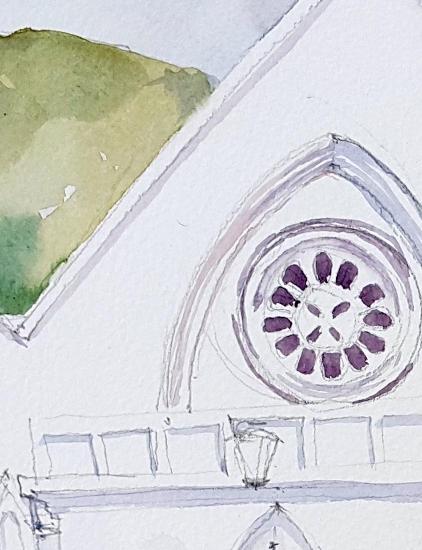 Holy Trinity Church - Reproduction